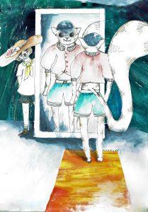 Doralien en Snoezelijn 5