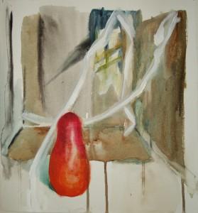popje I Acryl op doek 50cm x 50cm € 162,00