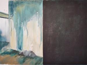 vergane glorie Acryl op doek 75cm x 60cm € 360,00